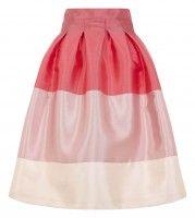 Monsoon Tilly Stripe Skirt
