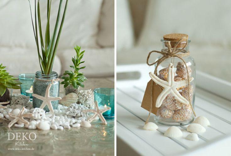 DIY: Sommer-Deko mit Seesternen aus Salzteig Deko-Kitchen