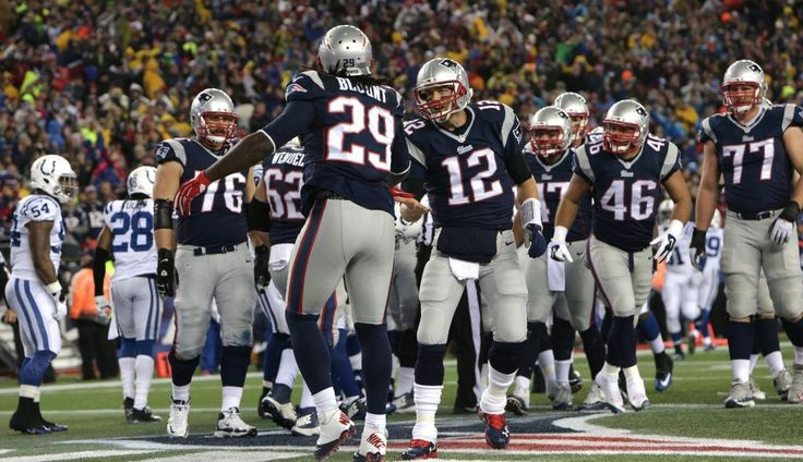 Patriots will play in their 8th Super Bowl, tying Cowboys and Steelers for most appearances in the big game.