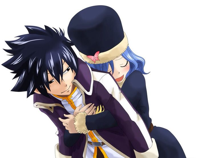 HD Wallpaper And Background Photos Of Gray X Juvia For Fans Fairy Tail Images