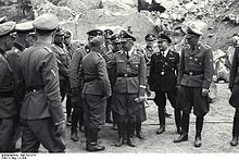 """Waffen SS Obergruppenfuhrer,General Wilhelm Bittrich aka """"Willi""""-recipient of the Knight's Cross of the Iron Cross with Oak Leaves and Swords The Knight's Cross of the Iron Cross and its higher grade Oak Leaves and Swords was awarded to recognise extreme leadership & bravery,Born in Wernigerode in the Harz mountains of Germany, Bittrich served as an army officer/fighter pilot during World War I & and member of Freikorps.commanded the Deutschland Regiment during the fighting in…"""