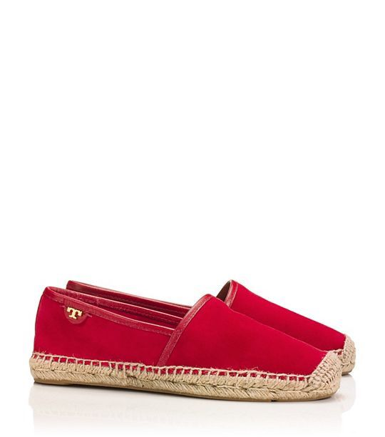 Tory Burch Mckenzie Suede Espadrille : Women's View All