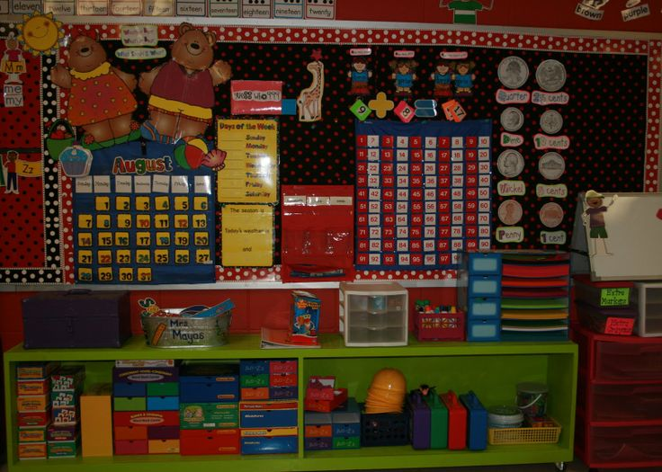 Kindergarten Calendar Center : Images about kindy displays on pinterest stick it