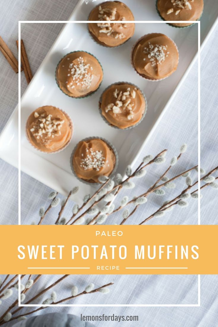 Here's a recipe for some paleo fall-inspired sweet potato muffins! They're healthy, super delicious and toddler approved too ☺ Great for breakfast or snacks!