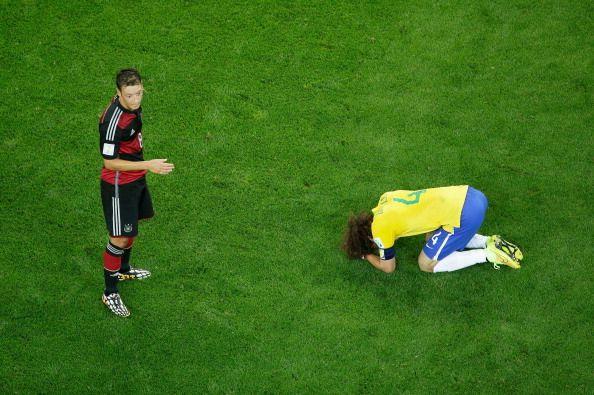 Germany 7 – 1 #Brazil
