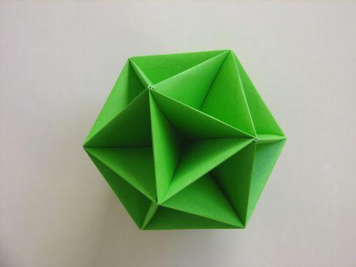 Nice cool easy origami - http://www.ikuzoorigami.com/nice-cool-easy-origami/