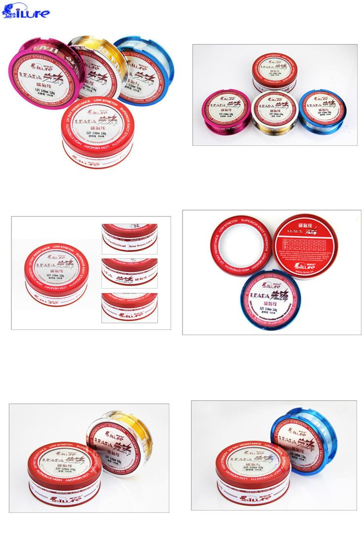 [Visit to Buy] Fishing Line Fluorocarbon Fishing 150m High Quality Japanese Fluorocarbone Line Sedal De Pesca Free Shipping #Advertisement