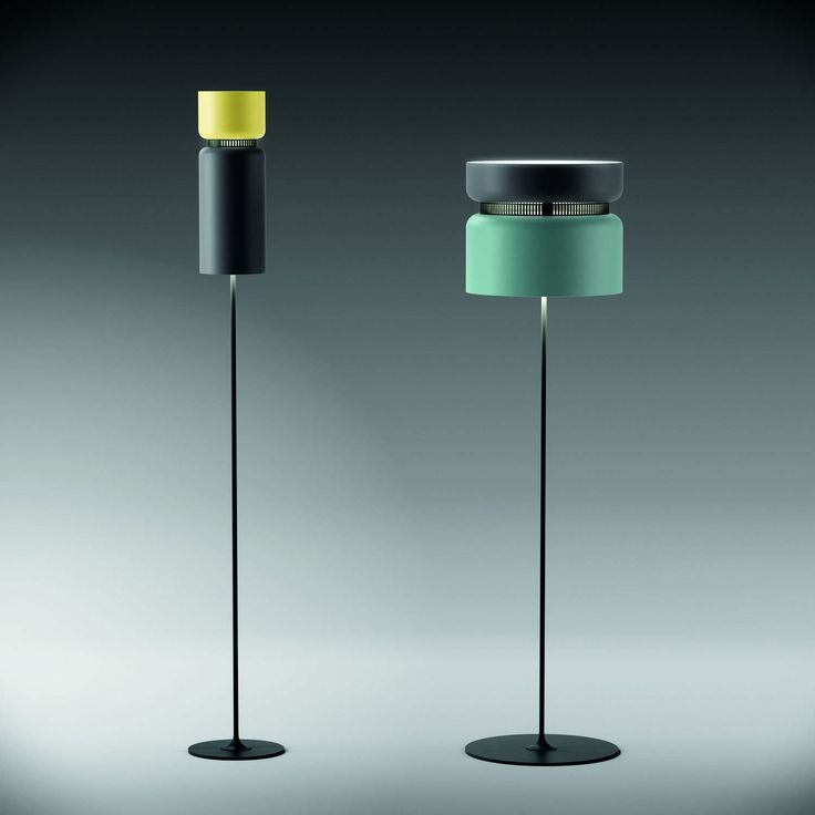 Floor standing lamp / contemporary / not specified - ASPEN by Werner Aisslinger - B.LUX, available at grupoblux