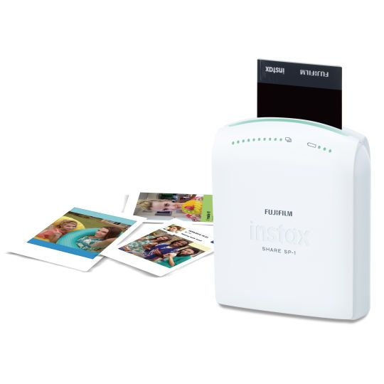 <div>Make your smartphone memories last longer with the Instax Share printer! In just seconds, y...