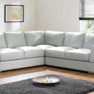 Extra Long Leather Corner Sofas