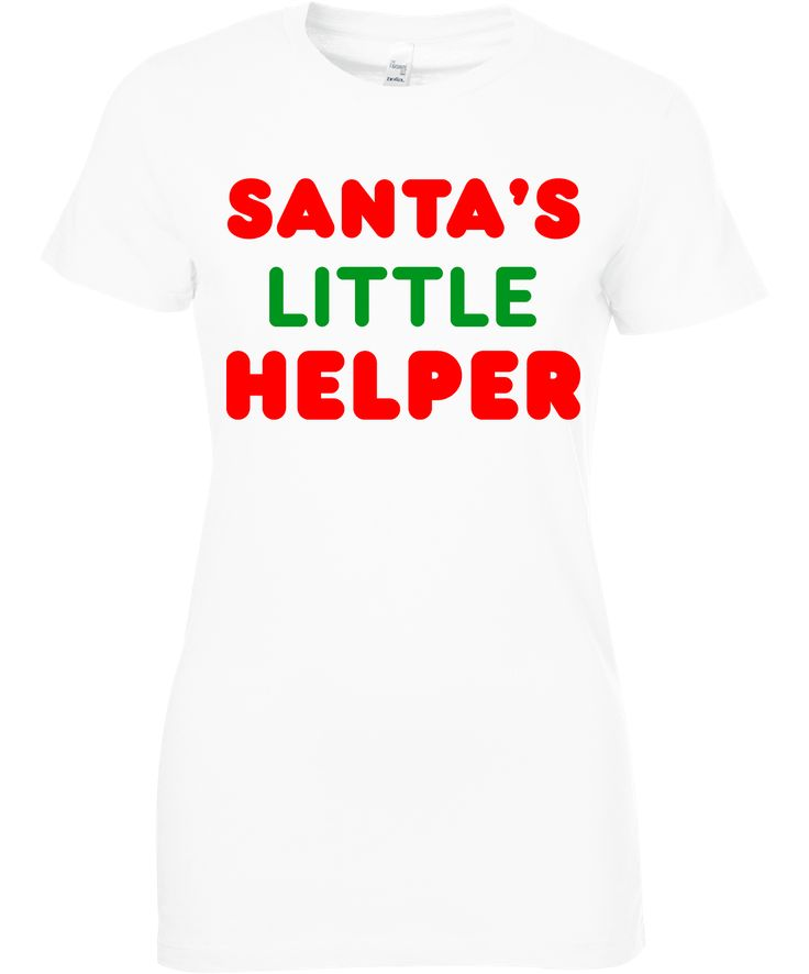 Santa's little helper t shirt  Buy it Here: https://goo.gl/BwrA7w Checkout all our tops: http://www.nine99.co #ootd #shoppingday #shoppingday #instastyle #whatiwore #fashionista #trendy #outfitoftheday #love #likeit