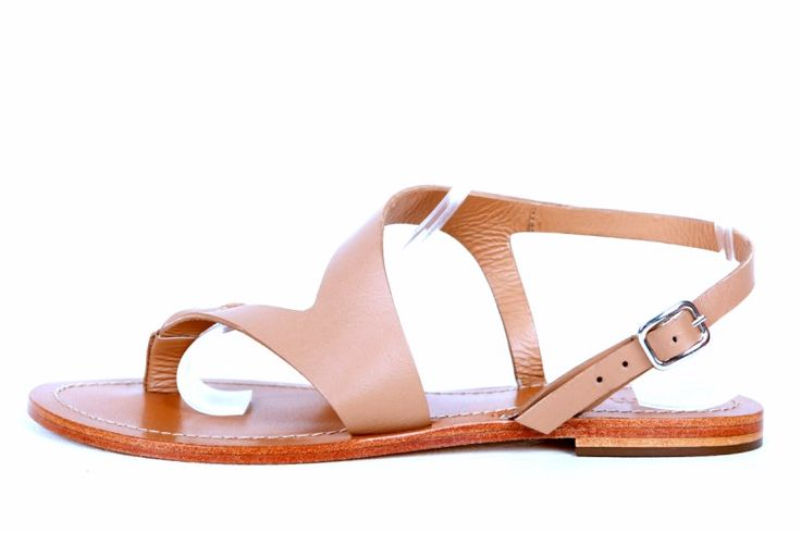 Our favourite this season tan leather, so easy to put on and off when you are in a hurry www.jamjam.com.au #sandals