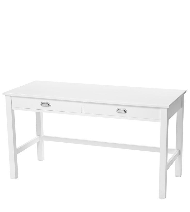 Snyggt skrivbord från Brukadesign