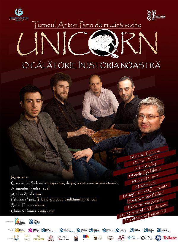 """Concert """"Anton Pann"""" @Aula BCU Iasi"""