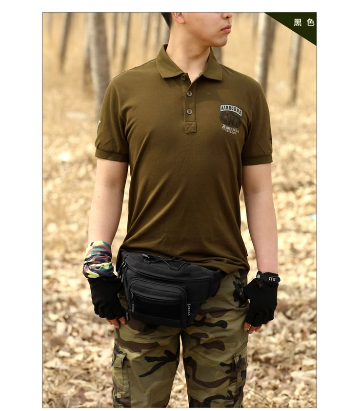 Outdoor mens hunting fishing military chest messenger pack womens tactical camouflage Waterproof Shoulder Nylon waist bag