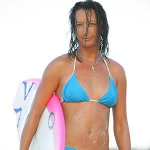 Layne Beachley of Sydney, Australia. One of the world's best.