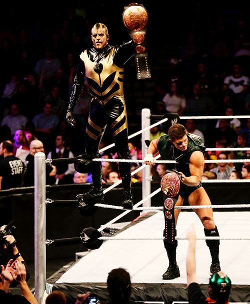 Cody Rhodes and Goldust