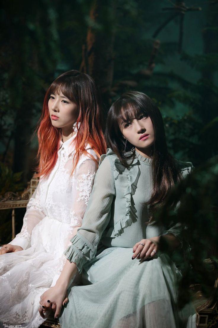 DREAMCATCHER - Yoohyeon + Siyeon