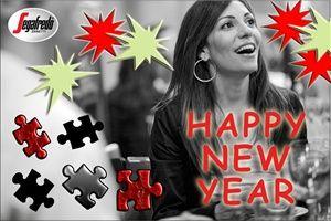 Přejeme vám optimismus a úsměv do roku 2015.  Ať je pro vás nový rok krásný, úspěšný, plný zdraví a skládá se jenom ze šťastných dílků.  Váš Segafredo tým