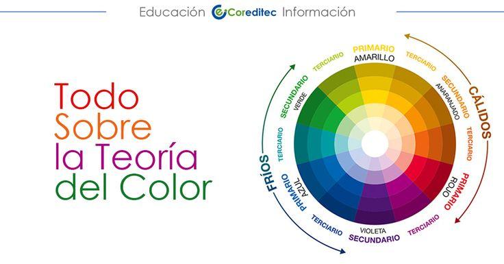 Todo sobre la teoria del Color...