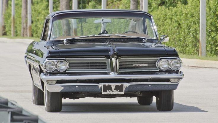 1962 Pontiac Grand Prix Hardtop - 12