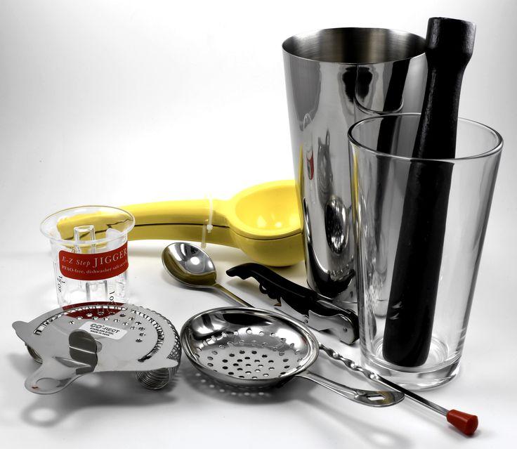 Home Bartender Starter Kit | AwesomeDrinks