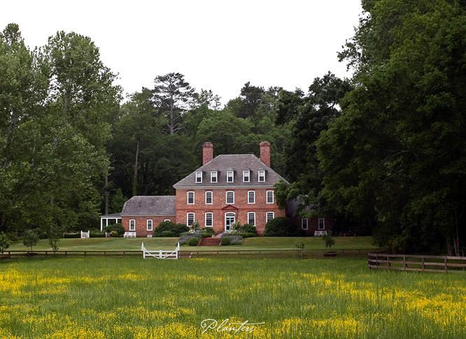 A Spring Meadow And White Gates Give A Country Feel To This Atlanta Home.  A. Landscape ArchitectureAtlantaGatesPlanters