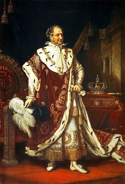 King Maximilian I Joseph of Bavaria by Joseph Stieler, 1822