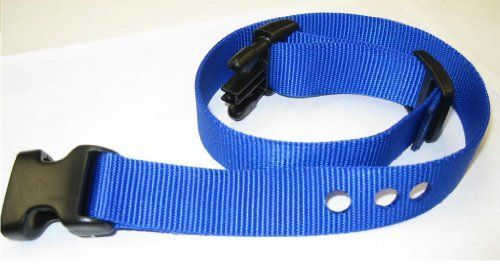 """Best price on Grain Valley 1"""" Replacement Strap, Color: Blue. Sold Per Each. Fits Most PetSafe Bark Collars and Many Containment Collars. (No-Bark Collars / Accessories)  See details here: http://allforpetsshop.com/product/grain-valley-1-replacement-strap-color-blue-sold-per-each-fits-most-petsafe-bark-collars-and-many-containment-collars-no-bark-collars-accessories/    Truly a bargain for the reasonably priced Grain Valley 1"""" Replacement Strap, Color: Blue. Sold Per Each. Fits Most PetSafe…"""
