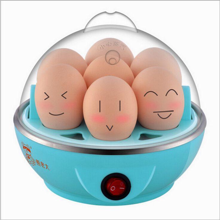 Utensilios de cocina Dispositivo Multifunción Escalfar Huevos Ebullición Eléctrica de Huevo Cocina Vapor Caldera Automática Segura Utensilios de Cocina