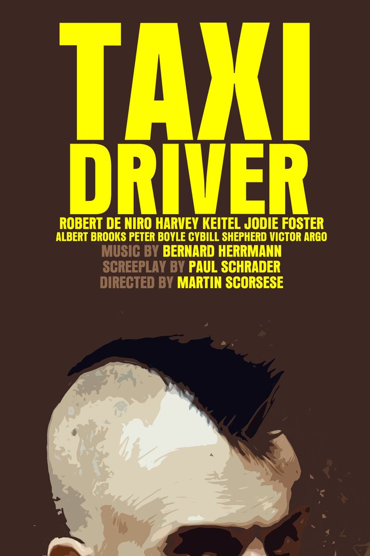 essay on taxi driver