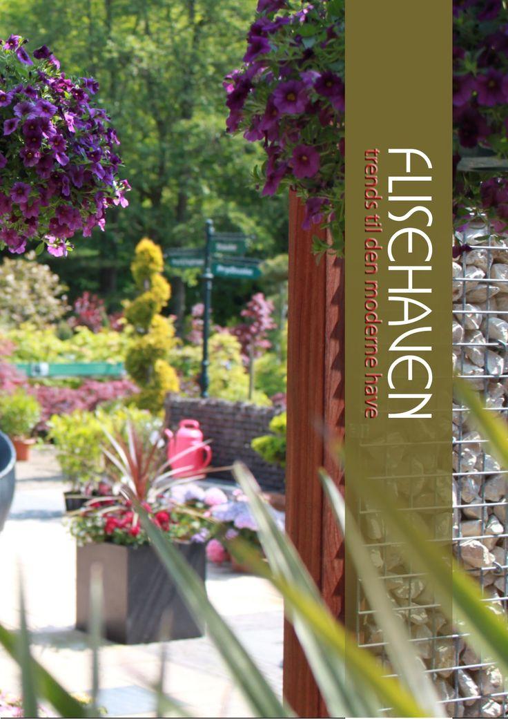 Eksklusive, langtidsholdbare og helt unikke anlægsprodukter til moderne haver og uderum - flisehaven.dk 2014 by Team Flisehaven via slideshare