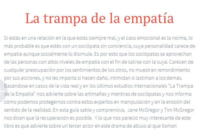 La tríada empático, sociópata y apático. #AbusoEmocional                                                                                                                                                                                 Más