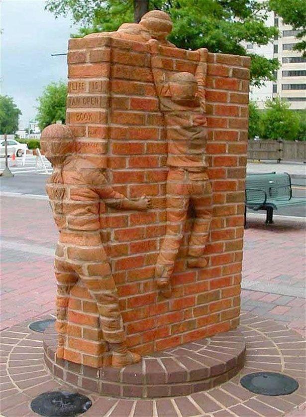Brick-Sculptures-By-Brad-Spencer-5