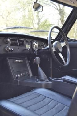 Chris' 1975 MG MGB GT - AutoShrine Registry