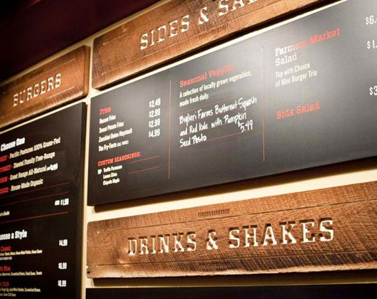 Best 16 Menu Boards Images On Pinterest Menu Boards Restaurant