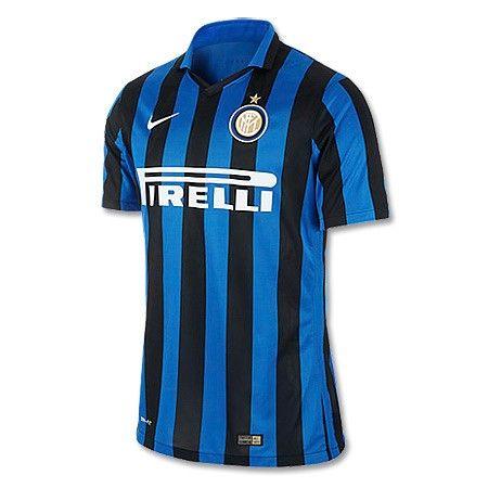 Camiseta Auténtica del Inter Milan 2015-2016 Local #InterMilan