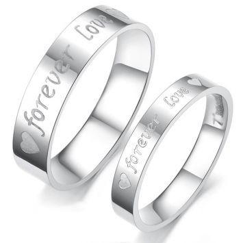 Кольца для пары - Вечная любовь