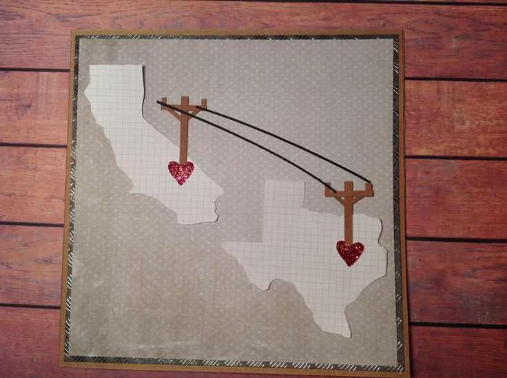 I made this for my regular customer on Etsy. Her partner is a lineman and they are in different states in the U.S
