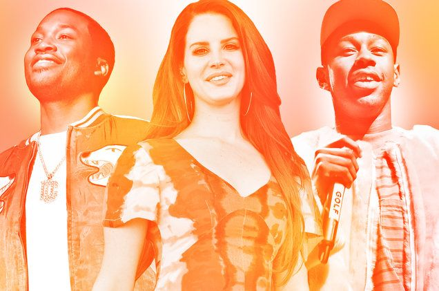 Meek Mill, Tyler, the Creator & Lana Del Rey All Vying for No. 1 on Billboard 200 Albums Chart | Billboard