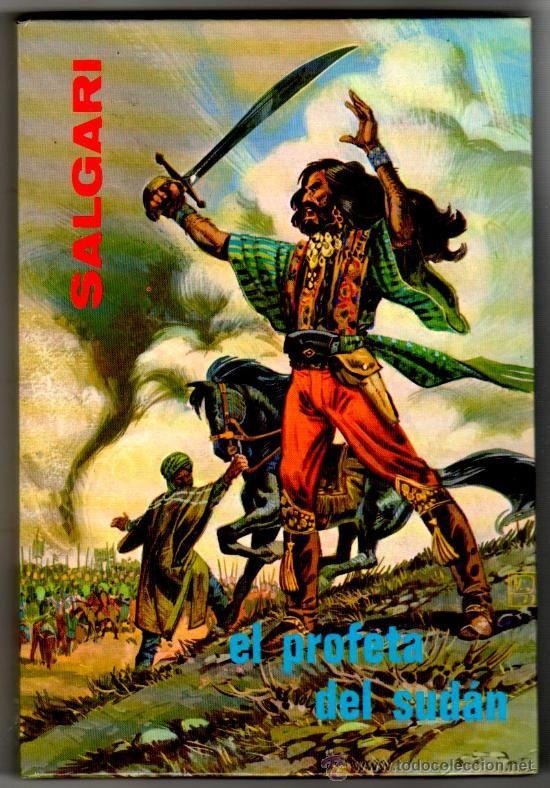 El Profeta del Sudán. Emilio #Salgari - Gahe nº 67