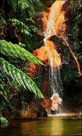 Azorene - eksotisk og ildfull