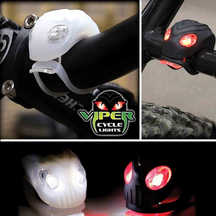 Viper Cycle Lights