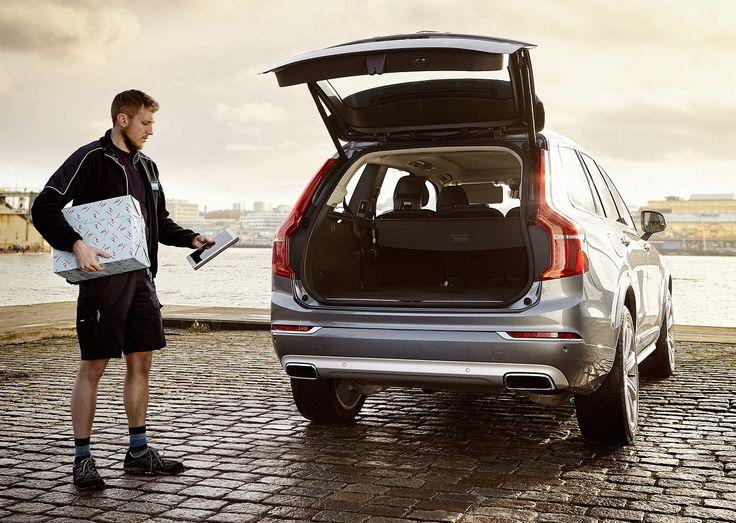 Νέα πρωτοποριακή τεχνολογία από τη Volvo