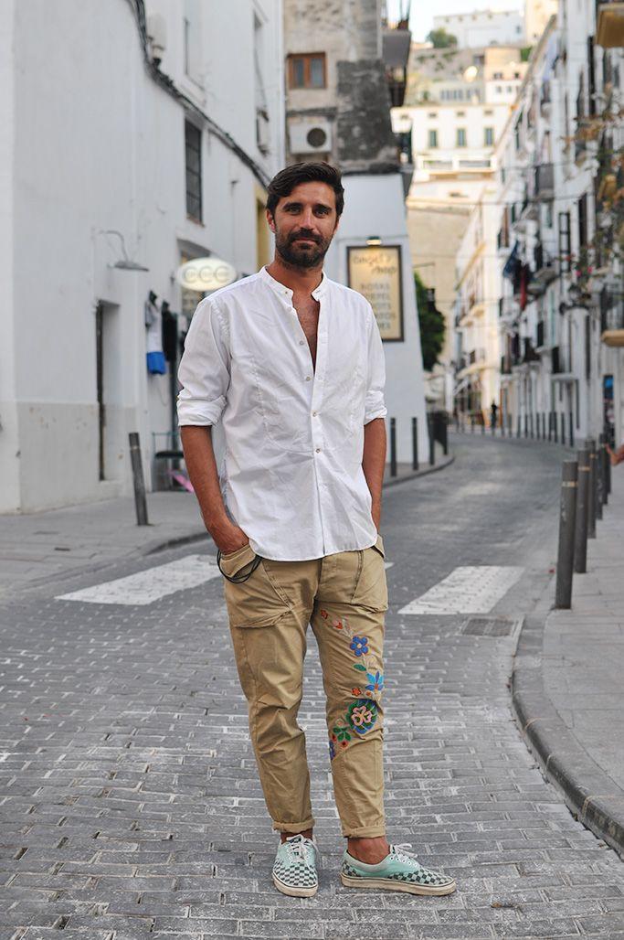 17 Best Images About Ibiza Style Men Fashion On Pinterest Men 39 S Sandals Summer And Men Necklace