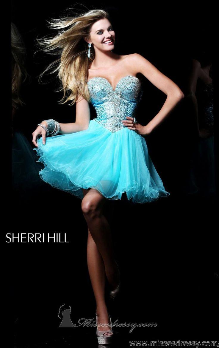 Sherri Hill Short Prom Dresses 2013 – fashion dresses