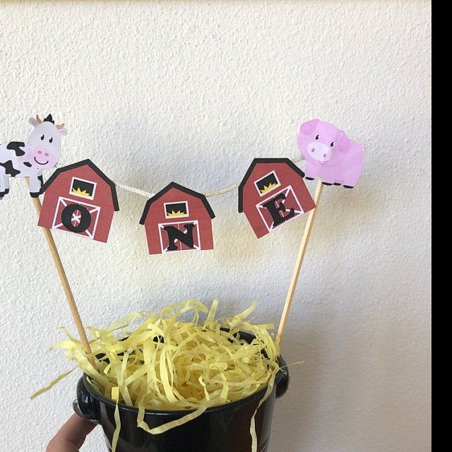 Farm Animals Clipart Farm Animals Clip Art Barnyard Clipart Etsy Flower Doodles Clip Art Silhouette Clip Art