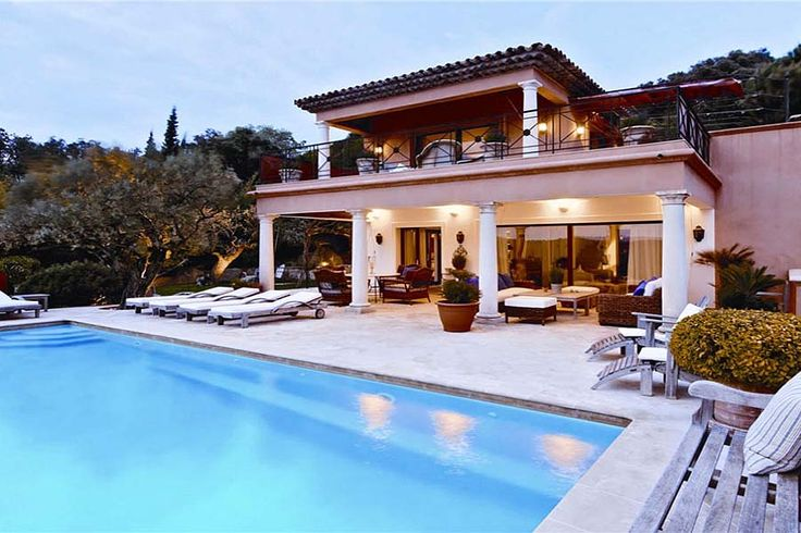 Villa Talia for holiday rental in the South of France