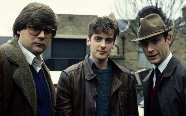 "Capaldi played a character callled Ozzy in series six of a show called ""Minder"" in the 1985."