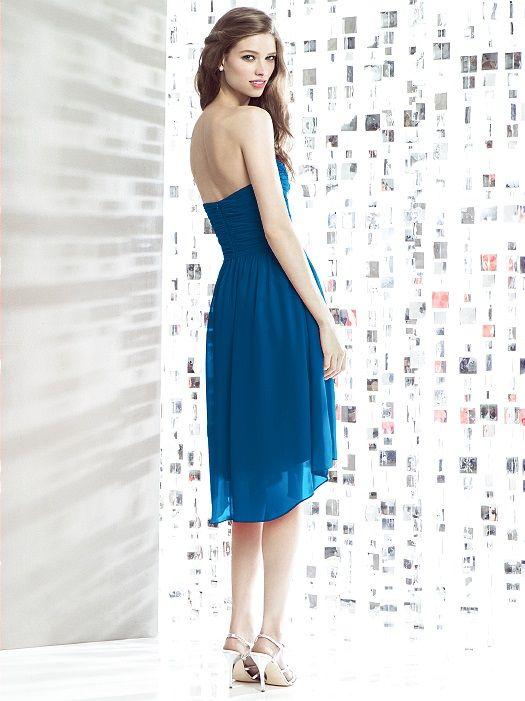 Social Bridesmaids Style 8136 http://www.dessy.com/dresses/bridesmaid/8136/?color=cerulean&colorid=1144#.VF4A_F4du8o